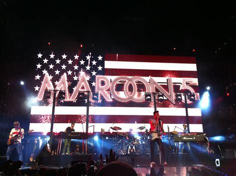maroon 5 live s