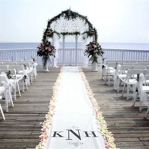 Personalized Aisle Runner, Wedding Aisle Runners