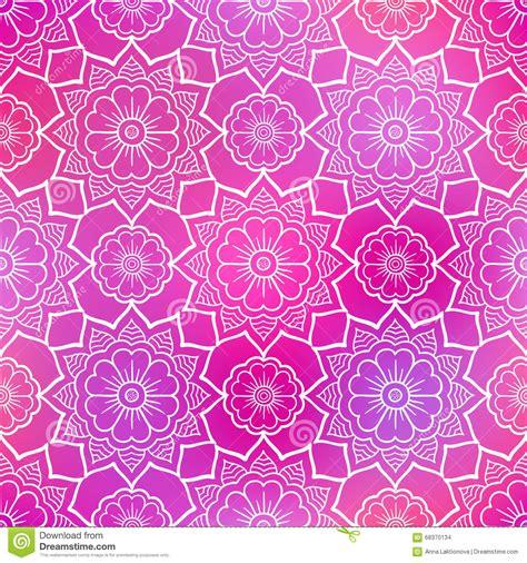 wallpaper doodle pink seamless flower pattern doodle pink stock vector image