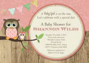 owl themed baby shower invitation template owl baby shower invitations printable invitations ideas