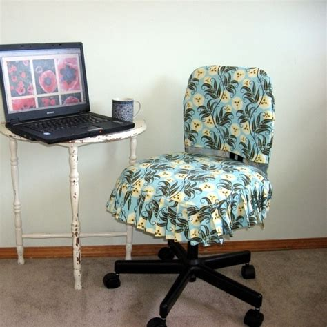 Office Chair Slipcover by Office Chair Slipcover Pattern Home Remodeling And