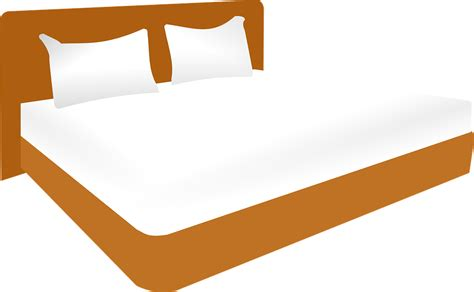 matrimonial bed free vector graphic matrimonial bed bed marriage bed