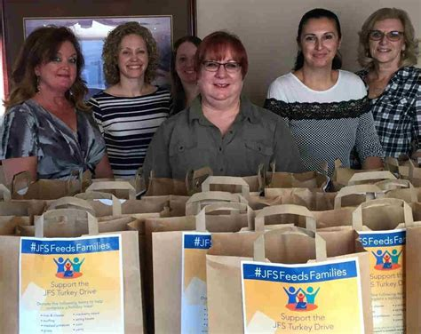 city home bank employees provide meals to 90
