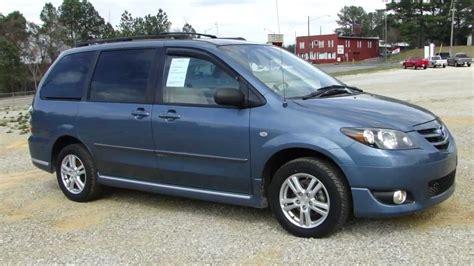 mazda minivan 2004 mazda mpv minivan