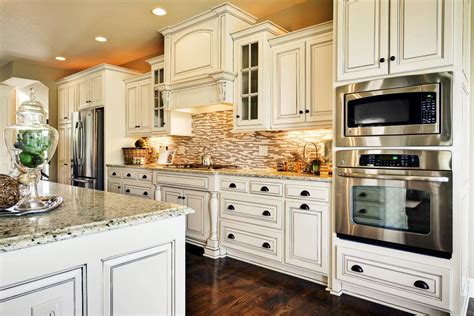 kitchen countertops and cabinets the ultimate guide kitchen with white cabinets and granite countertops
