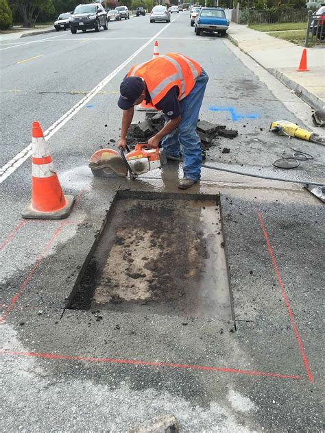 Trenchless Sewer Repair Trenchless Sewer Line Repair Installation Scotts Valley