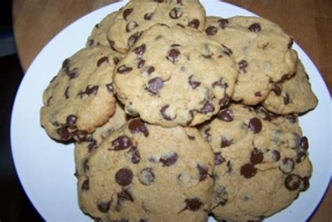 vegetarian new year cookies happy vegan chocolate chip cookies vegweb the world