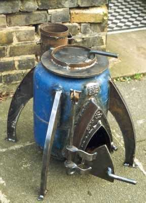 anafe cing gas bottle wood heater google search shed