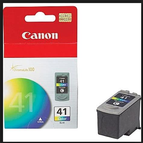 Tinta Printer Canon Semua Warna Jual Canon Tinta Printer Warna 41 Printer Ink Barang