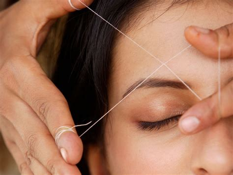 Reasons To Thread Your Eyebrows by Eyebrow Threading Laurel Md 20708