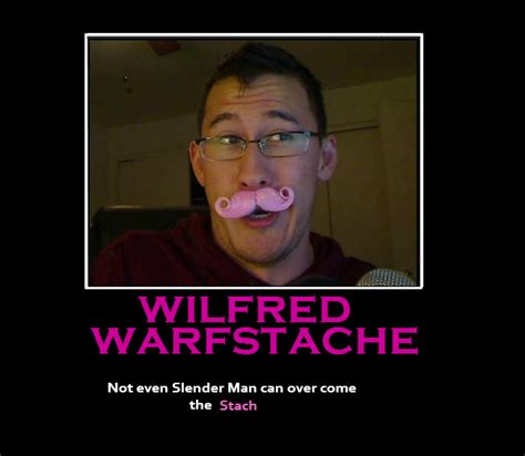 Wilfred Meme - wilfred warfstache by davidprogamer64 on deviantart