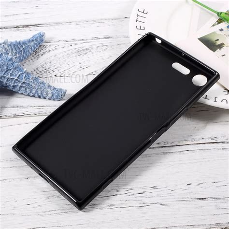 Hardcase Soft Touch Matte Cover Casing Sony Xperia Xa matte anti fingerprint soft tpu for sony xperia xz premium black