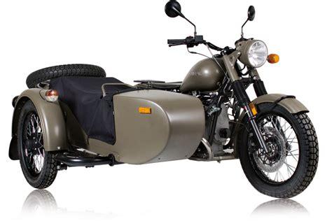Motorrad Mit Beiwagen Zeichnung by Compare Models Ural Motorcycles