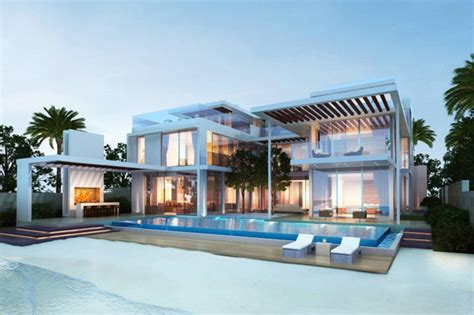 Shahrukh Khan Home Interior Design Luxury Dubai Villa With Private Island Beach And Infinity