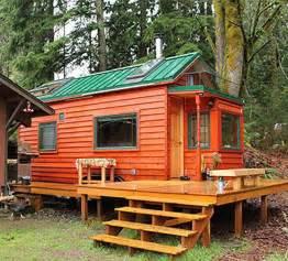Small Homes For The Elderly 母娘でシアトル郊外のタイニーハウスへ移住 Candice Dingさんに学ぶ 小さいけれどあたたかい暮らしを実現