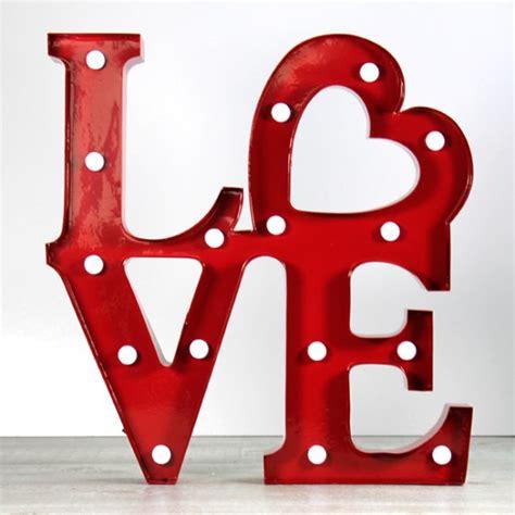 imagenes de love en letras letras luminosas love una boda original