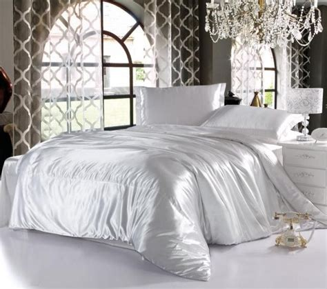 white silk bedding sets 16 best silk sheets images on satin sheets