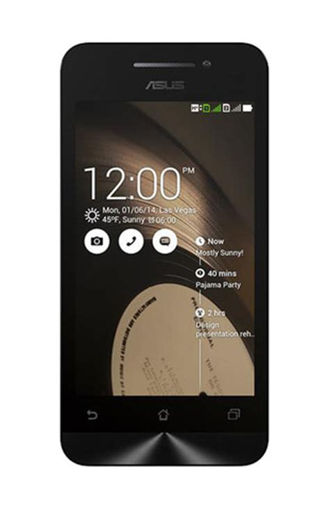Smile Asus Zenfone 4 Black asus zenfone 4 price in india a400cg specifications features and reviews