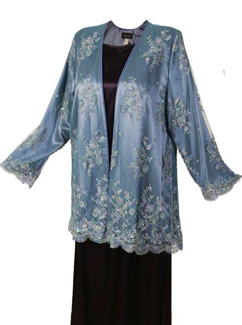 beaded lace jacket plus size of gabi jacket beaded lace blue