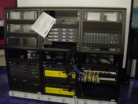 Broadcast Rack by Im Solutions Elevating The Professional Experience