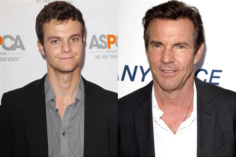 dennis quaid and his brother 15 celebrity dads you didn t know have hot sons