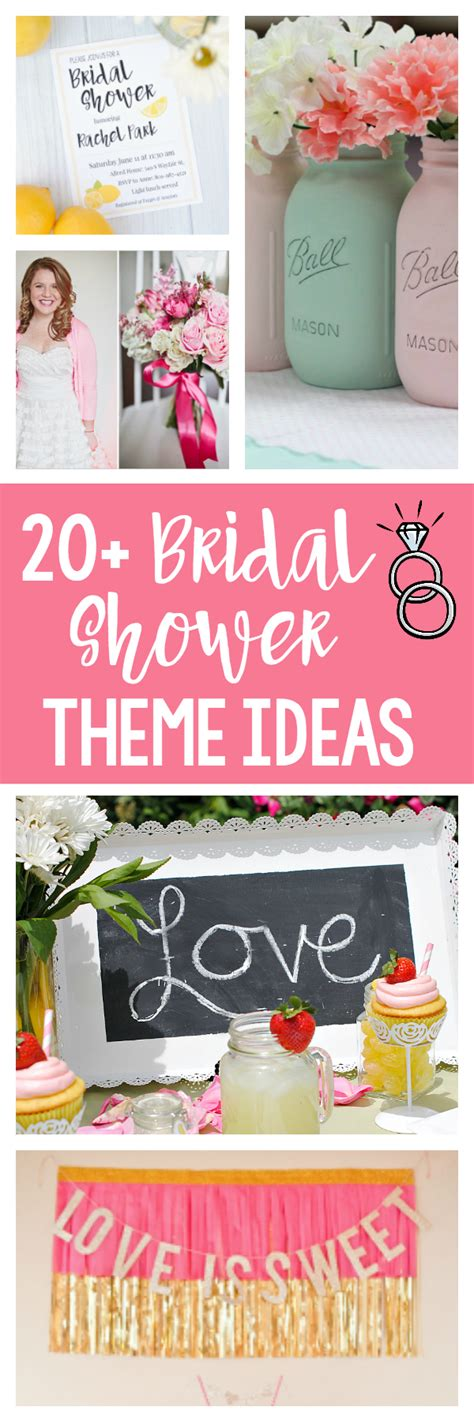 Bridal Shower Gifts For by 20 Bridal Shower Theme Ideas