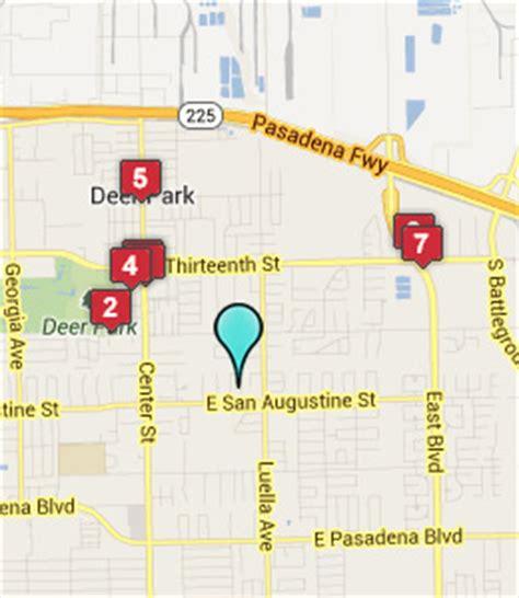map of deer park texas deer park texas hotels motels see all discounts