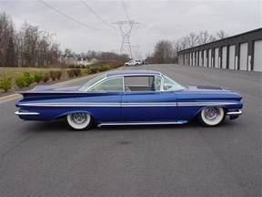 1959 chevrolet impala custom 2 door coupe 152837