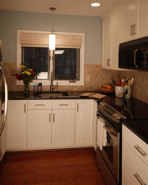 small spaces galley kitchen diy