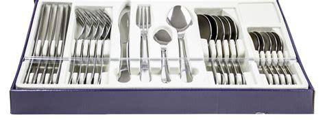 cutlery set 24 piece stylish kitchen stainless steel cutlery set