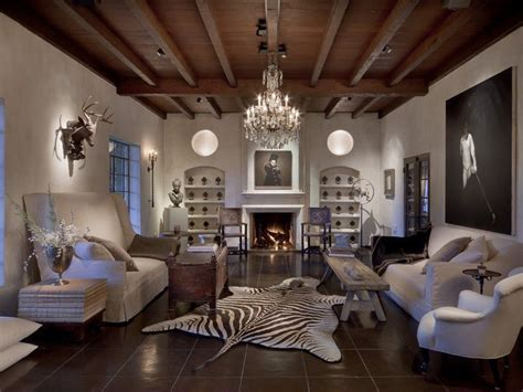 20 rustic living room design ideas always in trend