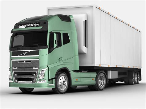 volvo truck and trailer max truck trailer