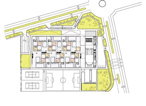 school layout plan india architect interior designer for educational institutes