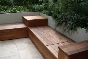 How to build bench seating with storage lzk gallery