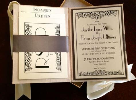 diy silk wedding invitations diy boxed silk folio invites weddingbee photo gallery