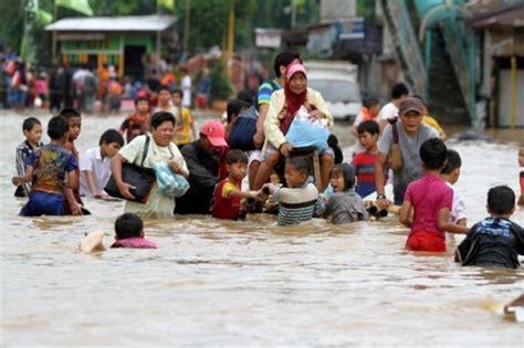 contoh bencana alam di indonesia