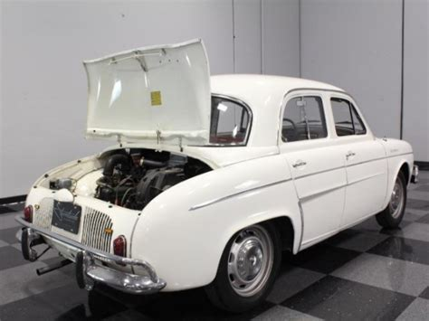 renault dauphine for sale image gallery 1966 renault