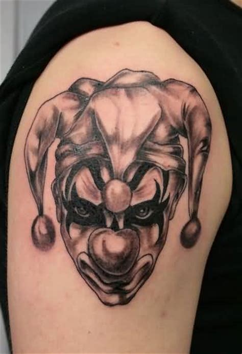 clown sleeve tattoo designs clown sleeve ideas and clown sleeve designs