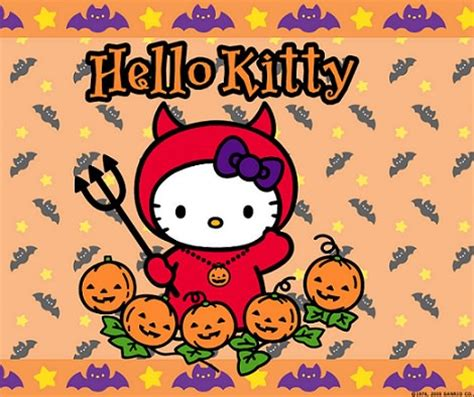 imagenes kitty halloween fotos de halloween de hello kitty