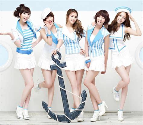 Inez Top Ori Kara foto kara untuk single go go summer album foto 20 dari 27