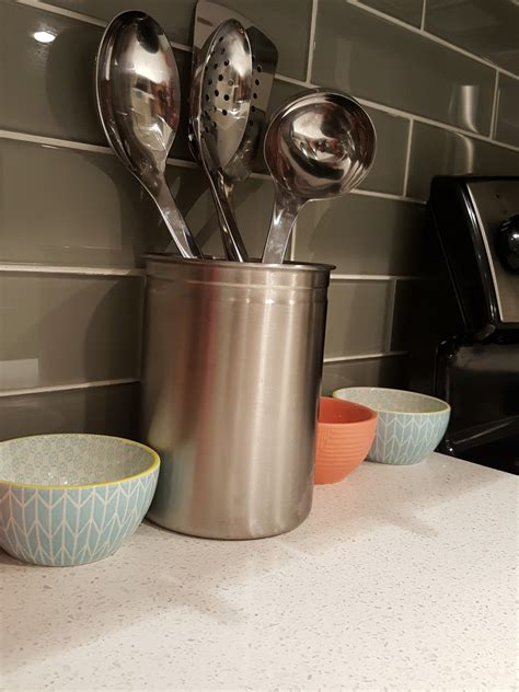 Countertop Utensil Organizer by 5 Ways To Organize Your Kitchen Countertops