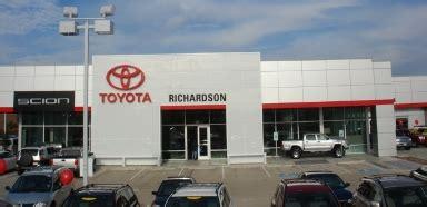 toyota of richardson parts toyota of richardson in richardson tx 75080 citysearch