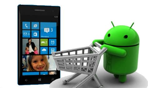 android apps on windows phone microsoft might allow android apps on windows phone and windows store soon gizbot