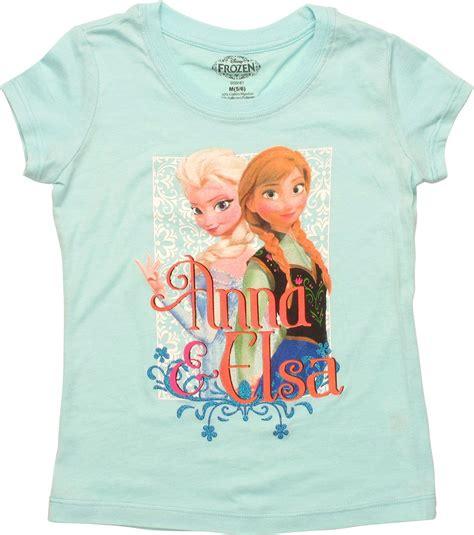 T Shirt Frozen frozen elsa names juvenile t shirt