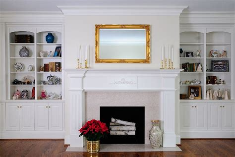 fireplace bookshelves design fill up your interior with not only fireplace but