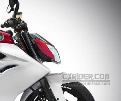 Asli Cover Sepeda Motor Jumbo Penutup Motor Vixion Byson konsep modifikasi new vixion half fairing fighter cxrider