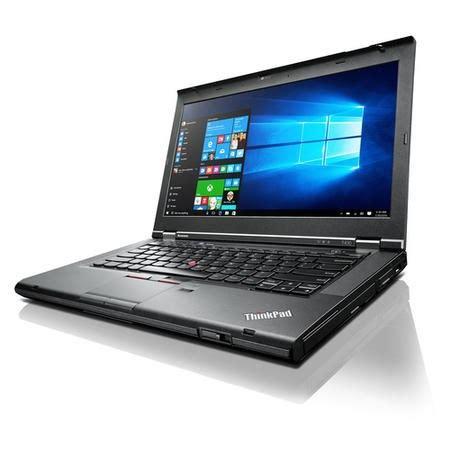 Second Laptop Lenovo T430 refurbished lenovo t430 14 quot intel i5 3210m 2 50ghz 8gb 320gb windows 10 professional laptop