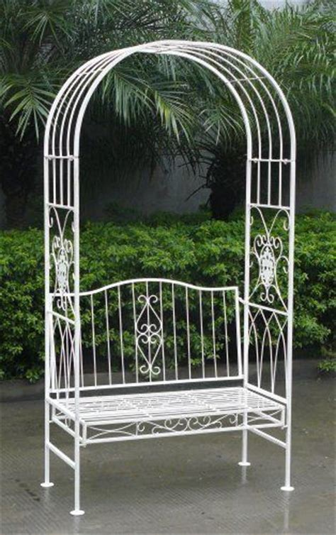 Metal Garden Arbor Bench 17 Best Images About Arches Trellis Wrought Iron On