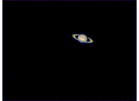 saturn through small telescope saturn with a small scope astronomy pictures at