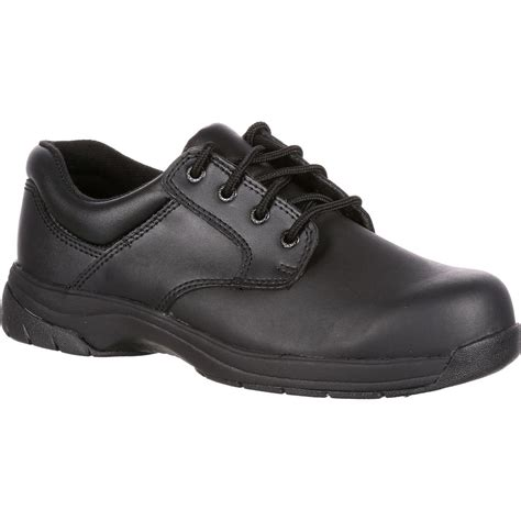 plain toe oxford shoes rocky slipstop 911 s plain toe oxford shoe fq0002034
